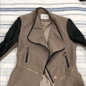 Dress Jacket with Zip off bottom